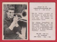 West Germany 1954 World Cup Schafer Koln 54